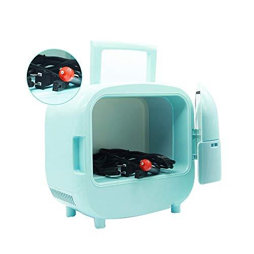 Mini-Kühlschränke Feifei 4L Auto Kühlung Heizung Schlafsaal Camping Auto und Heimgebrauch Gekühlte Medizin Trinken -26 × 19 × 24,8 cm