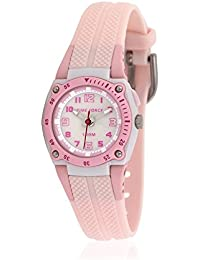 TIME FORCE TF-3179B11 Reloj de Chica, Sumergible, Rosa