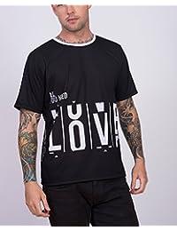 Camiseta Fishikii All You Need Is Love Unisex | CAM.45