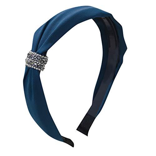 Younthone Kopfband Haarspange Damen süße Stirnband Alice Band Top Knot Fashion plain Stirnband Haarband speciales neues Design für Damen Haarschmuck für Mädchen (Alice Kleinkind Kostüm)