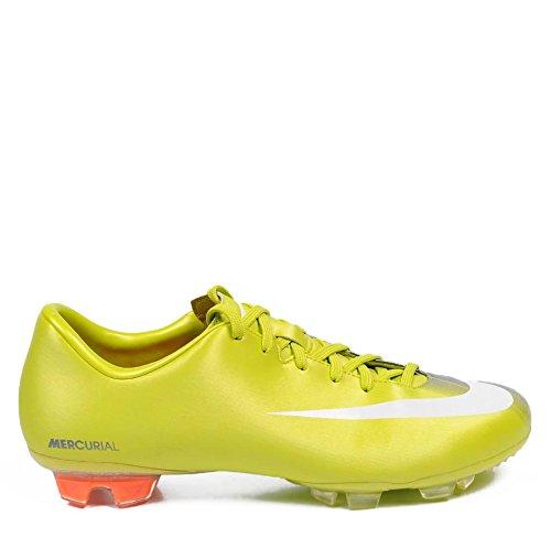Scarpe da Calcio Nike Mercurial Miracle FG 396131 311 - Colore - Giallo, Taglia scarpa - 39