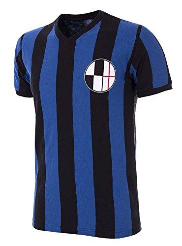 Copa Inter Mailand Retro Trikot 1929/30 blau-schwarz, S
