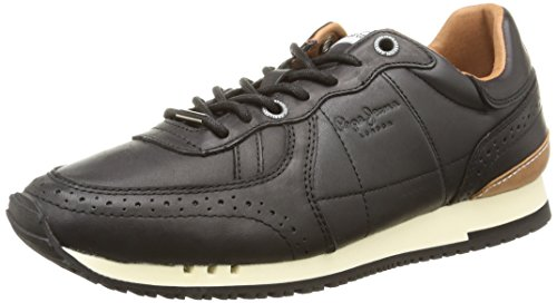 Pepe Jeans London Tinker LTH, Baskets Mode Homme