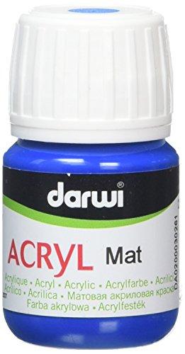 Pergamano Acryl, 30 ml, Primary-Blau