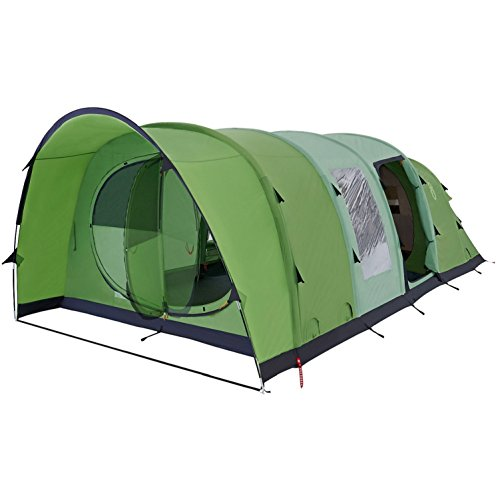 Coleman Unisex FastPitch Air Valdes 6 Inflatable Family Tent Green 6 Person  sc 1 st  Amazon UK : tents at amazon - memphite.com