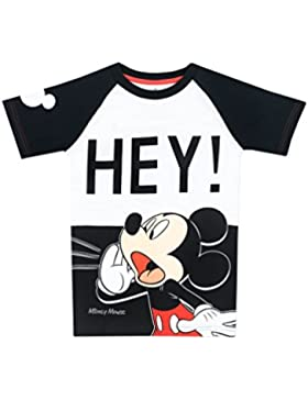 Disney Mickey Mouse - Camiseta para Niño - Mickey Mouse
