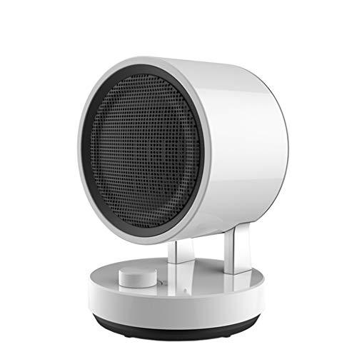 Kdh riscaldamento, 1500w mini termoventilatori, elettrico da tavolo per la casa comodo riscaldatore d'aria calda ventola per stufe radiatori scaldabiberon per l'inverno