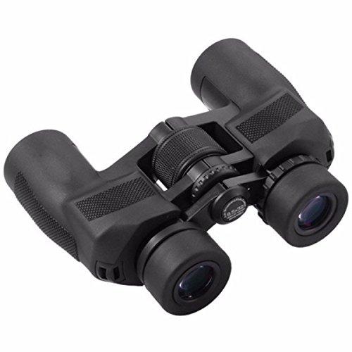ZPXLGW8 5X32 HD PRISMATICOS BINOCULARES DE VISION TURISTICA ESPECIAL DE ALTA POTENCIA NOCHE BLACK