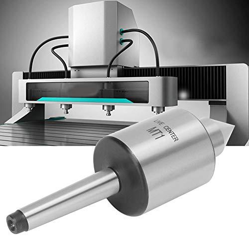 Wosume MT1 Hochpräzises Dreifachlager-Drehzentrum für das Drehen von Metalldrehmaschinen, Live Center Morsekegel-Dreifachlager-Drehmaschine für mittlere Beanspruchung CNC