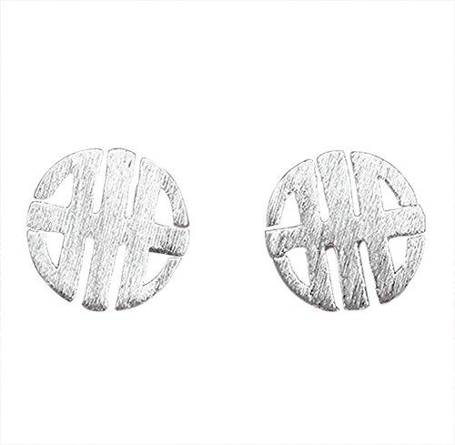 Hosaire 1Paar süße Ohrringe für Damen / Mädchen, modisch, glitzernder Langlebigkeitsohrring, Geschenk, - Süßes Paar Kostüm