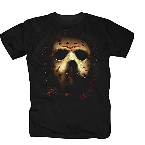 T-Shirt Jason (XXL) (Halloween Film T Shirts)