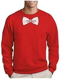 Green Turtle T-Shirts Printed Tuxedo White Bow Tie Funny Sweatshirt