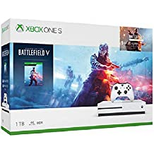 Microsoft Xbox One S 1TB Console - Battlefield V Bundle