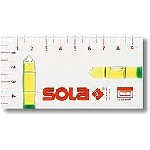 Sola 01616101 R 102 Verde Livella Piccola, Trasparente