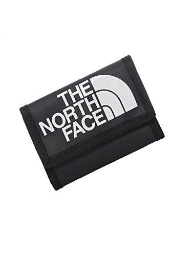 North Face Base Camp Porte-Monnaie Mixte Adulte, Tnf Black/Tnf White