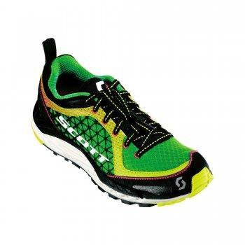 Scott Kinabalu T2 Ws Zapatillas Running Verde / Rosa - mujer, Verde, 42 EU