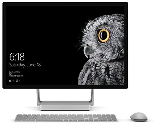 Microsoft - Surface Studio - Intel Core i7 - 32GB Memory - 2TB Rapid Hybrid Drive - Silver (US Imported)