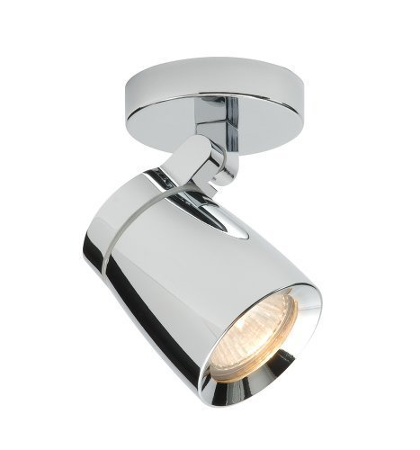 Saxby - Faretto singolo per bagno IP44 35W 39166