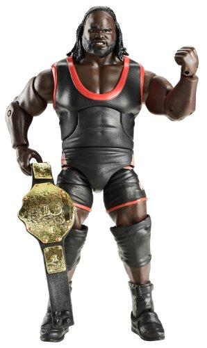 WWE -Wrestling- Figuren mit Gelenken - Serie Elites 15 - Mark Henry