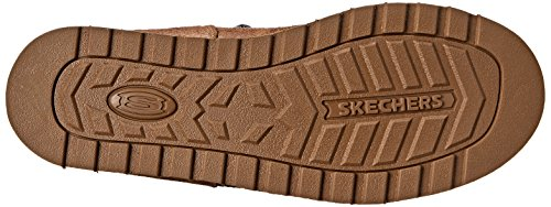 Skechers Keepsakes Leather-esque, Bottes femme Marron (Noisette)