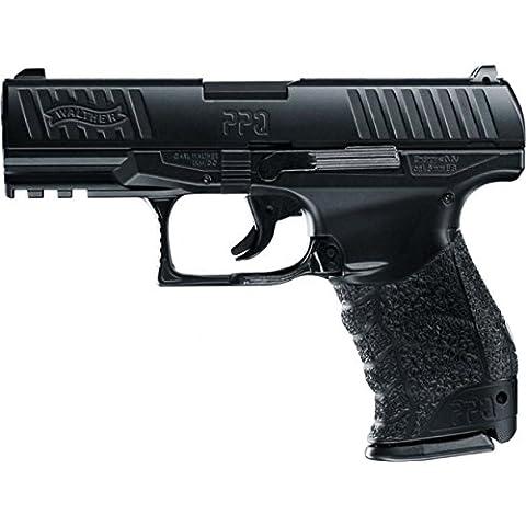 Umarex Walther PPQ Heavy Metal Softair 6 millimetri BB Springer nero full metal