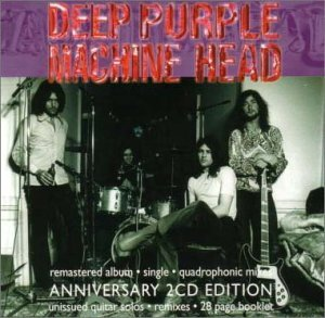 MACHINE HEAD ANNIVERSARY EDITION by DEEP PURPLE (1998-02-11)