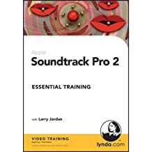 Soundtrack Pro 2 Essential Training (PC DVD)