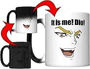 It Is Me! Dio! (JoJo's Bizarre Adventure) Magic Color Changing Coffee
