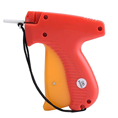 Akozon Pistola Etiquetadora, Aguja Fina, Liso y Duradera, Longitud de la Aguja 2 cm