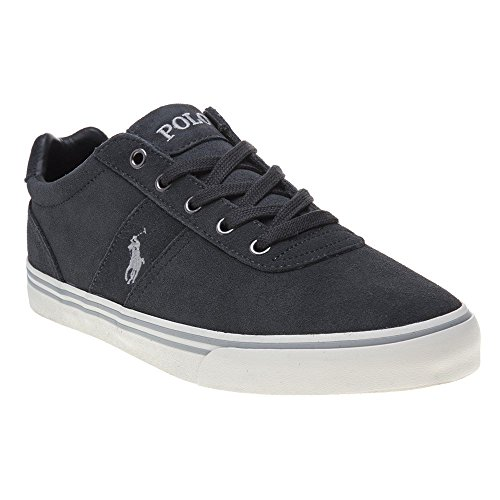 Ralph Lauren - Polo Hanford Vulc Dark Grey - Sneakers Homme