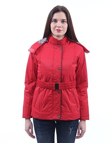 Monte Carlo Women's Casual Jacket (_8907501279107_Indigo_X-Large_)