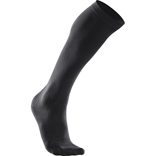 2XU Herren Compression Performance Socks schwarz - schwarz