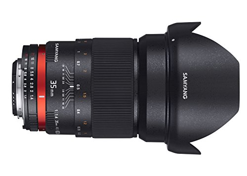 Best Samyang 35 mm F1.4 Manual Focus Lens for Sony Special