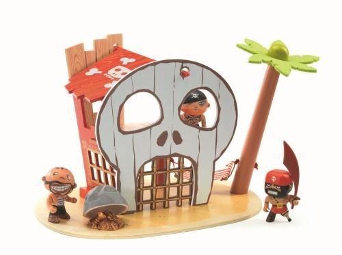 Djeco  - Arty Toys ze Pirat Island