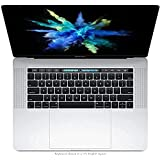"Apple MacBook Pro 15.4"" con Touch Bar (i7-7700hq 2.8ghz 16gb 256gb SSD) QWERTY U.S Teclado MPTR2LL/A Mitad 2017 Plata (Reacon"