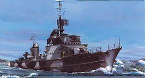 Heller 81011 - modellino da costruire, nave torpedoboot t23-1923, scala 1:400 [importato da francia]