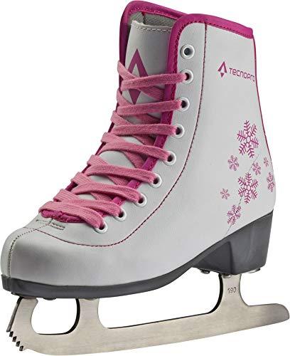 Tecnopro Eisk-Complet Susanne Felt Junior - weiß/pink, Größe:31