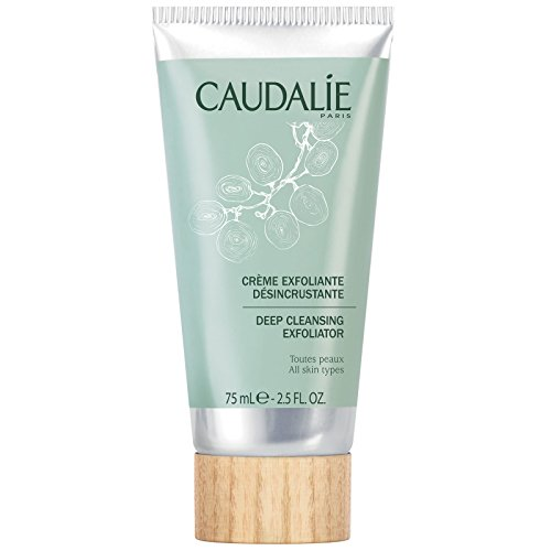 Caudalie Masks and Scrubs Deep Cleansing Exfoliator For All Skin Types 75ml -
