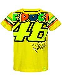 Valentino Rojos vrkts307901001, Camiseta bambibo, Niño, Yellow, ...