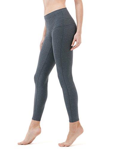 Tesla de yoga pour femme Pantalon High-waist contrôle du ventre L Poche cachée Fyp42 Z-FYP42-HCC