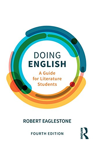 Doing English: A Guide for Literature Students (Doing... Series) por Robert Eaglestone
