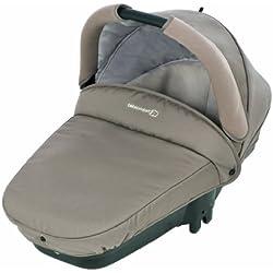 Bébé Confort Streety - Cuco de seguridad, grupo 0, color marrón
