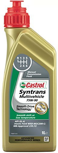Castrol Syntrans Multivehicle 75W-90 - Bottiglia 1 Litro