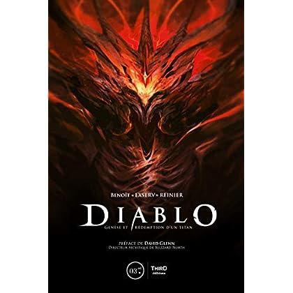 Diablo: Genèse et rédemption d'un titan (Sagas)
