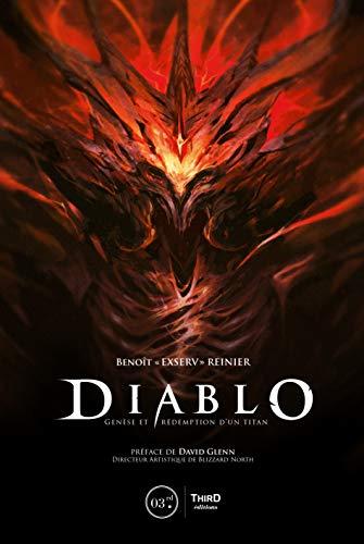 Diablo: Genèse et rédemption d'un titan (Sagas) par Benoît Reinier