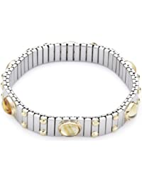 Nomination Citrine Bracelet Silver 042451/007