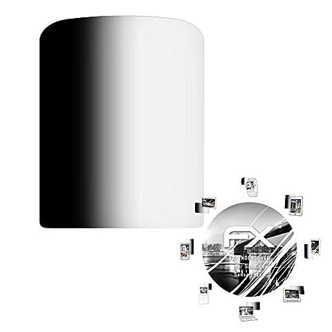 Sandisk Sansa Fuze+ Blickschutzfolie - atFoliX FX-Undercover 4-Wege Sichtschutz Blickschutzfilter Displayschutzfolie