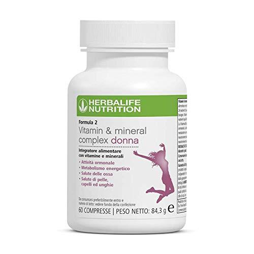 Herbalife Multivitaminkomplex für Frauen 60 Tbl. NEU