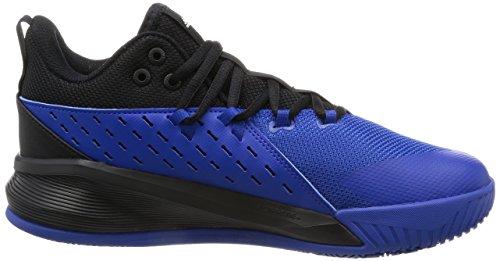 Adidas- Baskets Homme Street Jam 3 Noir (Negbas/ftwbla/reauni)