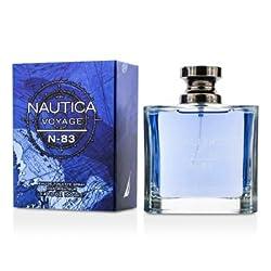 Nautica Voyage N-83 Eau De Toilette Spray- 100ml/3.4oz